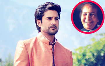 Rajeev Khandelwal's Mother Loses Battle With Cancer, Passes Away