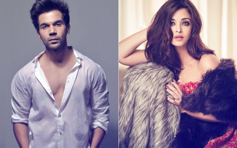 IT'S OFFICIAL: Rajkummar Rao To Romance Aishwarya Rai Bachchan In Fanney Khan
