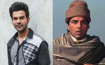 Makers Bag Original Chupke Chupke Title; Dharmendra's Dr Parimal Tripathi To Be Reprised By Rajkummar Rao
