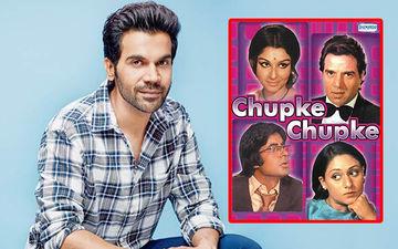 Rajkummar Rao May Step Into Dharmendra's Shoes For The 1975 Chupke Chupke Remake
