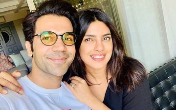 Priyanka Chopra And Rajkummar Rao Start Prepping For The White Tiger; Duo Share Pictures From Their Reading Session