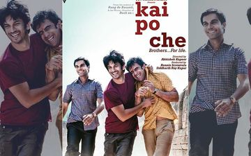 Kai Po Che Turns 8: Rajkummar Rao Remembers His Late Co-Star Sushant Singh Rajput: 'You Are Being Missed, My Dearest SSR'