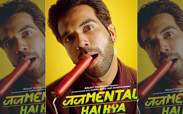 "Rajkummar Rao On The Original Title Of Judgementall Hai Kya, ""Shouldn't Have Their Preconceived Notion"""