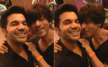 Shah Rukh Khan Recreates Rajkummar Rao's 'Bicky Pleajj' Dialogue From Stree Leaving The Latter Floored