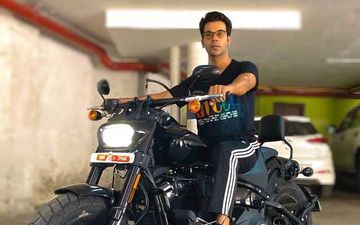 Rajkummar Rao Gifts Himself A Harley David Beast Worth Rs 15 Lakhs; We Hope Mumbai Roads Do Justice To This Beauty
