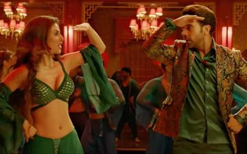 Made In China Odhani Song: Mouni Roy Sways With Rajkummar Rao In This Track That Will Rock All Dandiya Nights This Navratri