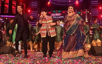 Made In China: Rajkummar Rao And Mouni Roy Show Off Some Garba Moves With Falguni Pathak