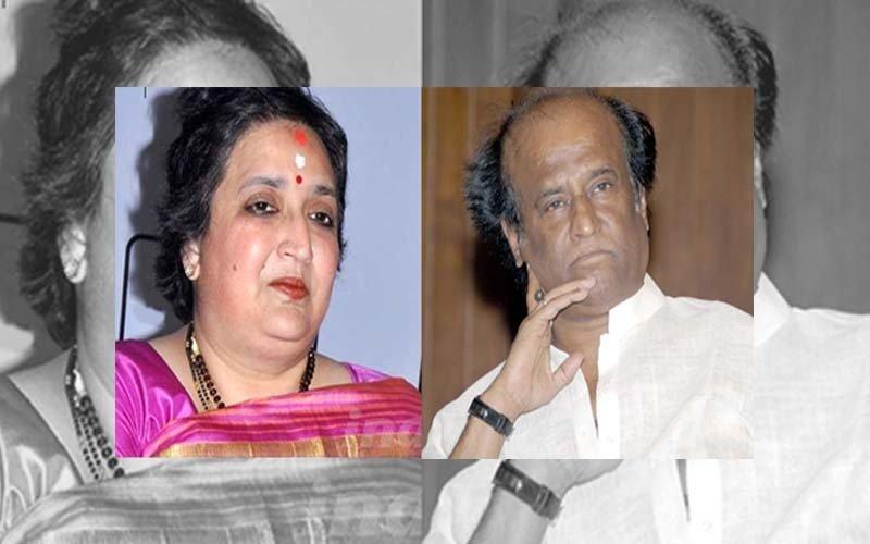 FIR Filed Against Rajinikanth's Wife Latha