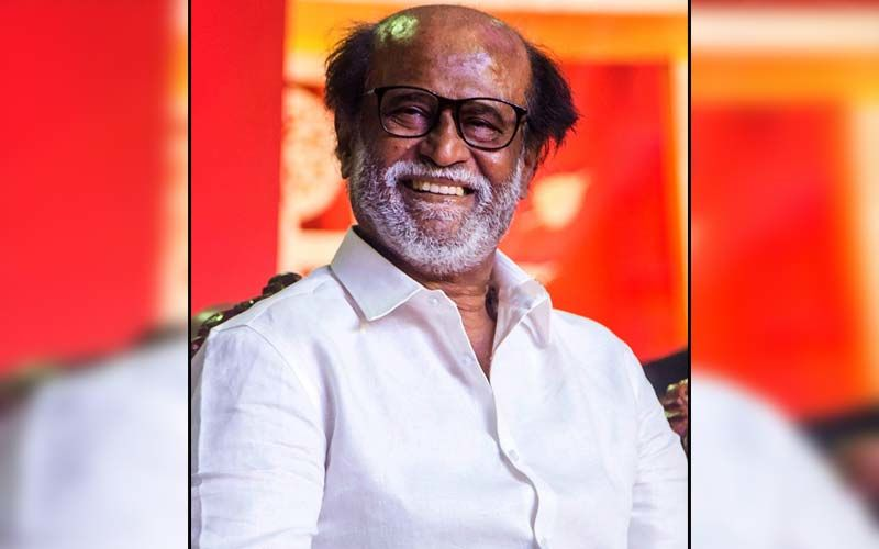 Superstar Rajinikanth Flies To The US For His Routine Check-up; Actor Spotted At Chennai Airport- VIEW PIC