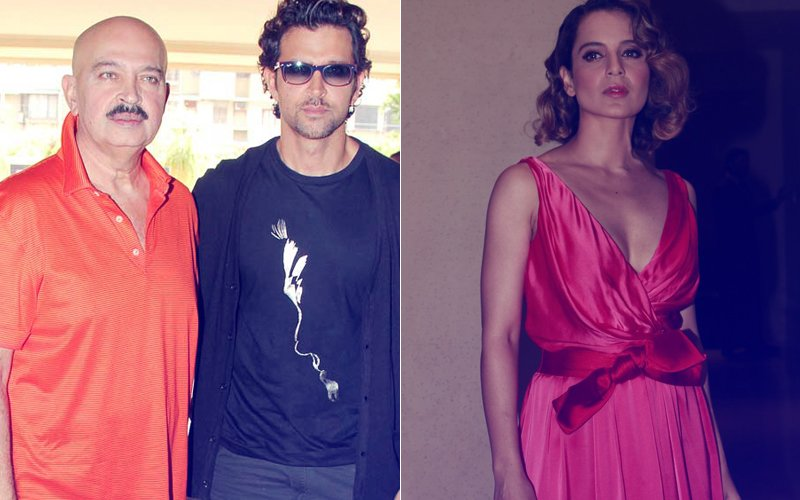 Listen Up Kangana Ranaut! Rakesh Roshan Has Got Something To Say To You...