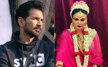Bigg Boss 14: Is Rakhi Sawant Getting Serious About Rubina Dilaik's Husband Abhinav Shukla? Actress Tells Shukla, 'Chal Phere Lete Hai'; Confesses Unconditional Love