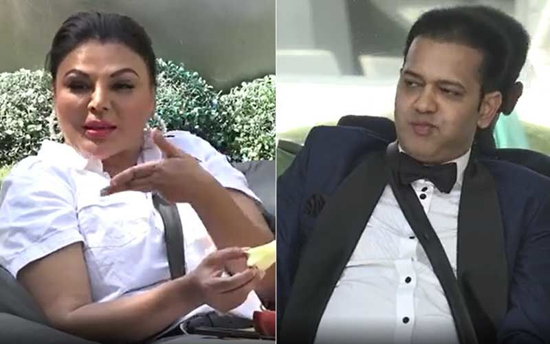 Bigg Boss 14: Rahul Mahajan Jokes That Rakhi Sawant Charges Rs 12 Lac For Each Performance But Acts Being Poor On Camera
