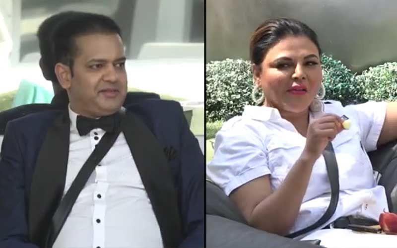 Bigg Boss 14: Rahul Mahajan Makes A Shocking Revelation About Rakhi Sawant's Husband Ritesh's First Wife; Says, 'She Will Kill Him'