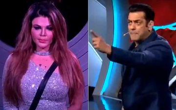 Bigg Boss 14 Weekend Ka Vaar SPOILER ALERT: Salman Khan Asks Rakhi Sawant To Leave The Show; Says, 'We Don't Need This Entertainment'