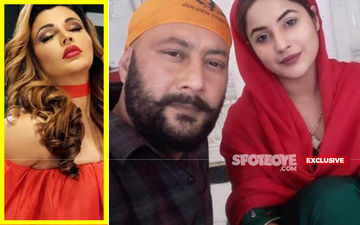 Rakhi Sawant Hits Back At Shehnaaz Gill's Dad: 'Mera Naam Izzat Se Lo, And You Can't Equate Your Daughter To Katrina Kaif!'- EXCLUSIVE