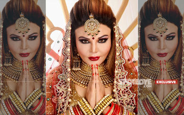 Rakhi Sawant's Dulhan Pictures From Her Hindu Wedding- EXCLUSIVE - Click Here For More