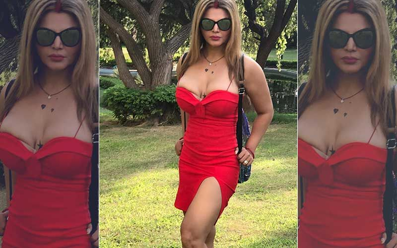 In Less Than A Month Of Her Marriage, Rakhi Sawant Shares Upsetting, Crying And Sad Posts