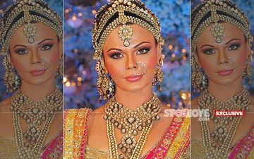 Rakhi Sawant's Secret Marriage Busted, Actress Tied The Knot With An NRI At JW Marriott - EXCLUSIVE