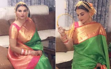 Rakhi Sawant Karwa Chauth 2019: Rakhi Spams Instagram With Her First Fasting Experience, Says 'Mere Husband Number 1 Hai'