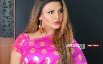 Rakhi Sawant Staying Separately From Her Husband- And Here's Why!- EXCLUSIVE