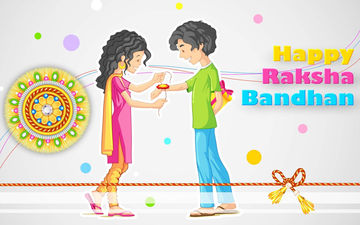 Happy Raksha Bandhan 2019: Best WhatsApp, Facebook Messages, Quotes, DP, Rakhi Images And Raksha Bandhan eCards That You Can Share With Your Siblings
