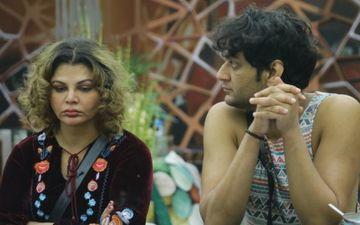 Bigg Boss 14 Day 71 SPOILER Alert: Rakhi Sawant's Spooky Avatar Scares Jasmin, Arshi Eijaz; Vikas Gupta Is Unfazed, Sleeps On Her Lap
