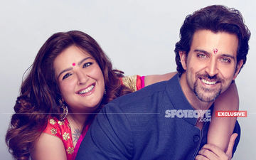 RAKSHA BANDHAN 2018: This Is How Hrithik Roshan Saved Sister Sunaina Roshan's Life!