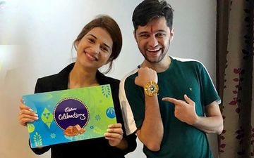 Raksha Bandhan 2019: Actress Shraddha Das Celebrates The Bond Of Brother And Sister Love, Shares Pic On Instagram