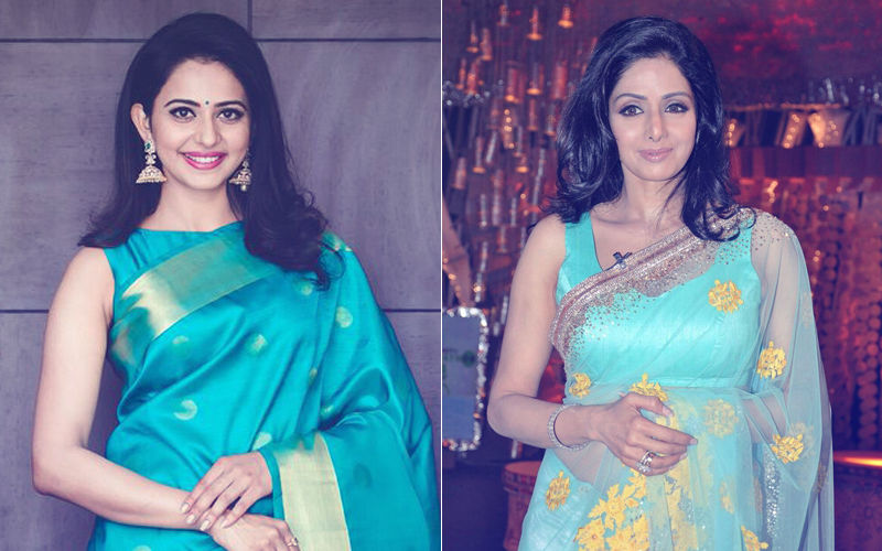 Rakul Preet Singh To Portray Sridevi In NT Rama Rao's Biopic