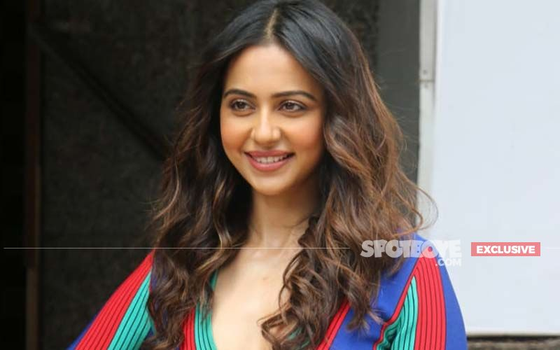 Rakul Preet Singh On Naa Dooja Koi: 'In Music Videos You Get To Emote So Much With Just Your Eyes And Your Emotions'- EXCLUSIVE
