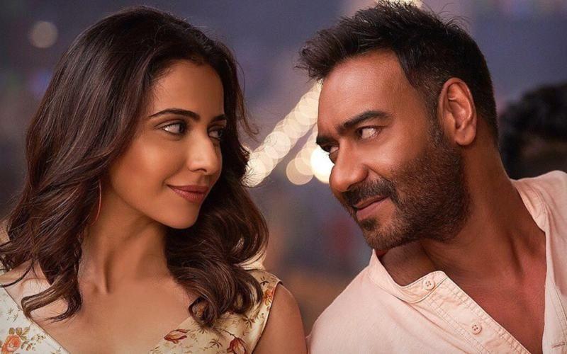 फिल्म दे दे प्यार दे के लिए एक्ट्रेस रकुल प्रीत सिंह ने बारटेंडिंग के गुण सीखे