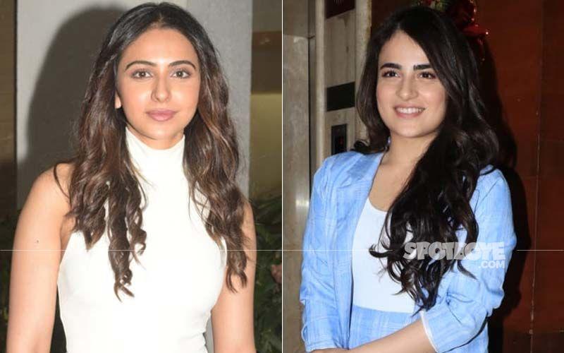 Fashion Face-off: Who Wore Denim Better? Rakul Preet Singh vs Radhika Madan