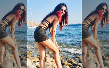 Rakul Preet Is Having A Great Time In Ibiza And Her Funky Red Tresses Are Giving Us Major Haircolor Goals!