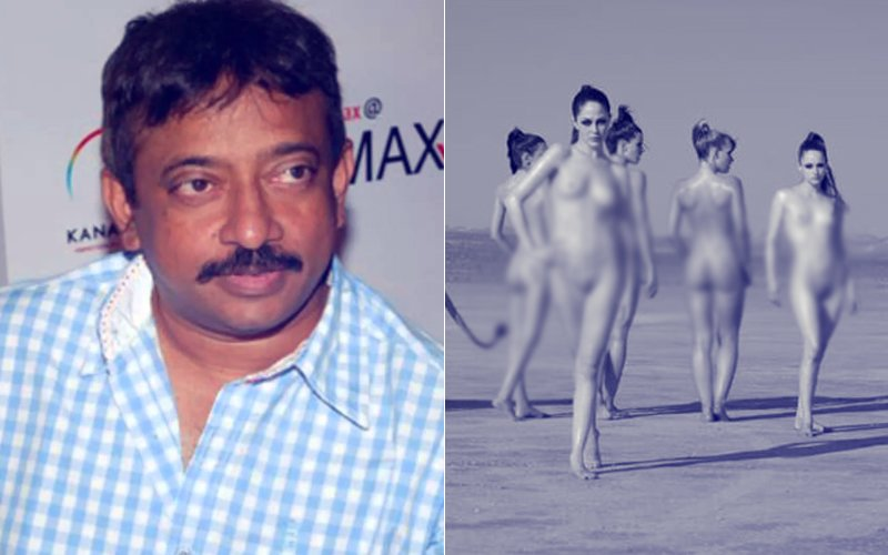 Why Is Ram Gopal Varma Posting NUDE Pictures Of Women On Instagram?