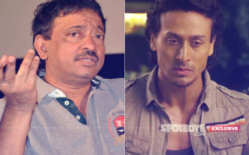 Ram Gopal Varma Has Hurt Me, Says Tiger Shroff