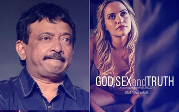 NO TO NUDITY: RGV Booked By Hyderabad Police For Promoting Obscenity In God, Sex And Truth