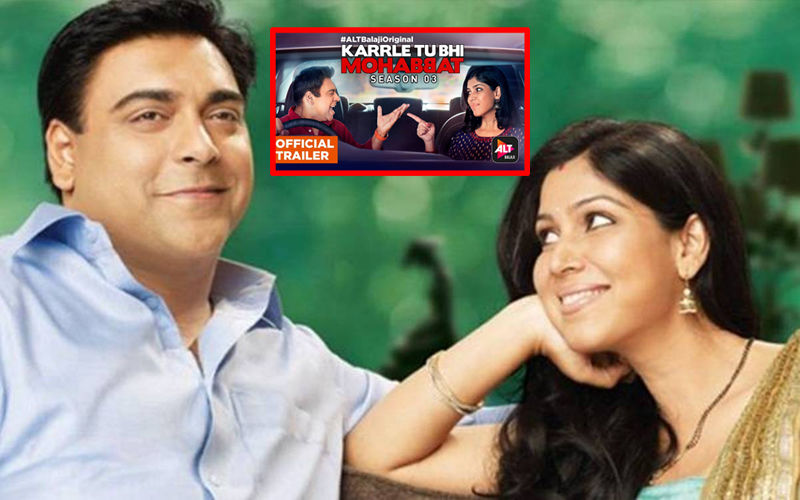 Ram Kapoor, Sakshi Tanwar Are Back With ALTBalaji's Karrle Tu Bhi Mohabbat Season 3; WATCH TRAILER