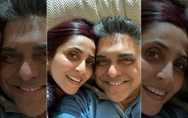 Ram Kapoor Sneakily Records His Wife Gautami Kapoor's 'Daily Pampering' Session; Here's How The Latter Replied- VIDEO