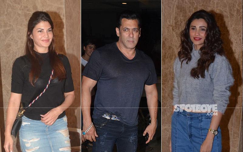 Ramesh Taurani Birthday Bash: Salman Khan, Jacqueline Fernandez, Daisy Shah Attend