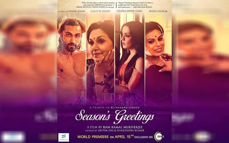 Ram Kamal Mukerjee's Seasons Greeting, Starring Celina Jaitly Haag, Bags An Award At New York Festival