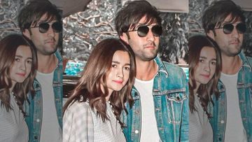 Lovebirds Ranbir Kapoor-Alia Bhatt Shoot At The Same Location But AVOID Each Other