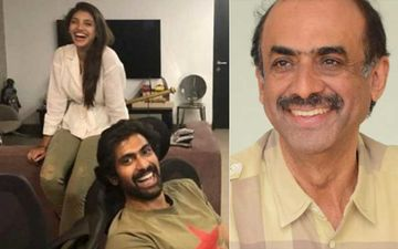 Rana Daggubati-Miheeka Bajaj To Be Married By December 2020 Or Before That; Father Suresh Babu Confirms