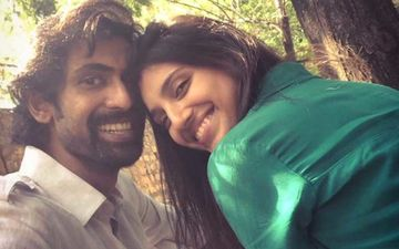 Just In: Baahubali Fame Rana Daggubati Gives Up His Single Tag; Gets Engaged To GF Miheeka Bajaj