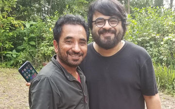 Rana Ranbir Meets Bollywood's Ace Music Director Pritam Chakraborty, Shares Insta Pictures