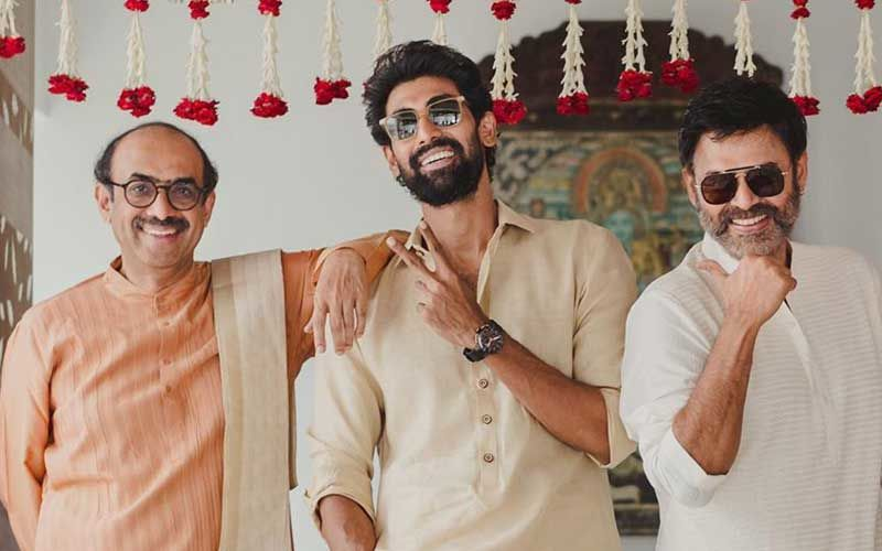 Rana Daggubati-Miheeka Bajaj Wedding: Baahubali Star 'Ready' For His D-Day; Can't Wait To See Miheeka's Bridal Picture