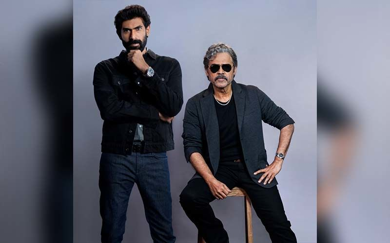 Rana Naidu: Netflix Brings Superstars Rana Daggubati And Venkatesh Daggubati Together For A Crime Drama Series