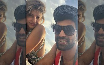 Rana Daggubati- Miheeka Bajaj Shell Out Major Couple Goals In Stunning Beach Picture; Fans Wonder If The Selfie Is From Their Honeymoon