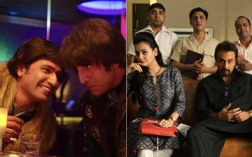 #2YearsOfSanju: Vicky Kaushal And Dia Mirza Celebrate The Success Of Ranbir Kapoor Starrer With Throwback Pictures