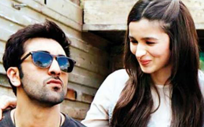Ranbir Kapoor Is Alia Bhatt's 'Sunshine'. Here's Proof