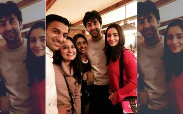 Ranbir Kapoor And Alia Bhatt Spend Time With Friends In New York – View Pictures